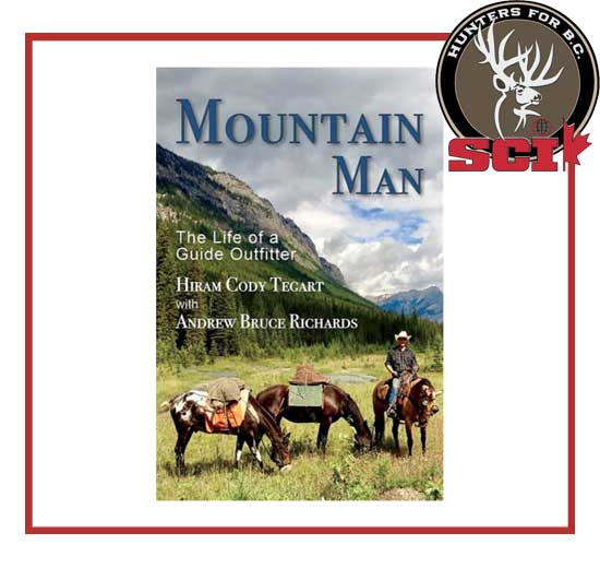 mountain man life of a guide outfitter book
